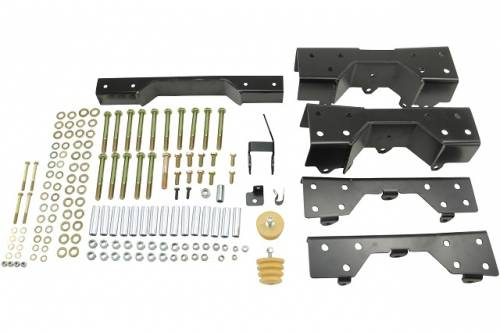 Suspension Components - Flip Kits, C-Notches - Belltech Suspension - 6523 | GM C-Notch Kit