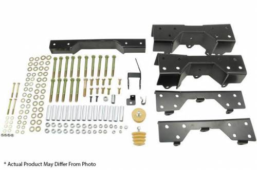 Suspension Components - Flip Kits, C-Notches - Belltech Suspension - 6641 | GM C-Notch Kit