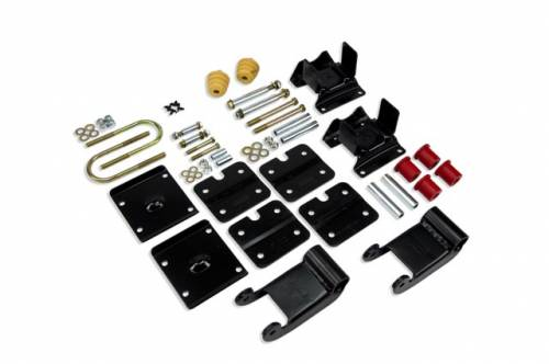 Suspension Components - Flip Kits, C-Notches - Belltech Suspension - 6300 | GM Rear Flip Kit with Factory Composite Leaf