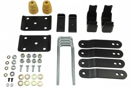 Suspension Components - Flip Kits, C-Notches - Belltech Suspension - 6540 | 4 Inch Toyota Rear Flip Kit