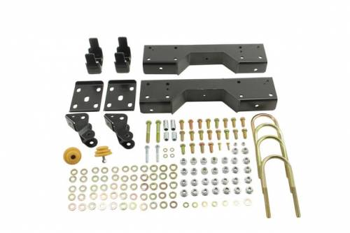 Suspension Components - Flip Kits, C-Notches - Belltech Suspension - 6605 | 6 Inch GM Rear Flip Kit