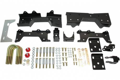 Suspension Components - Flip Kits, C-Notches - Belltech Suspension - 6616 | 6 Inch GM Rear Flip Kit with 5.25 Inch Frame
