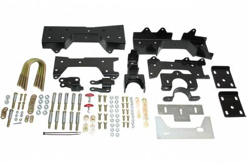 Suspension Components - Flip Kits, C-Notches - Belltech Suspension - 6618 | 6 Inch GM Rear Flip Kit with 5.25 Inch Frame