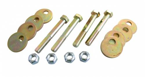Replacement Parts - Alignment Kits - Belltech Suspension - 4950 | GM Alignment Kit (Front End Alignment Cam Kit)