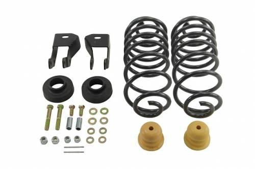 Suspension Components - Coil Springs Sets - Belltech Suspension - 34324 | 4 Inch GM Rear Pro Coil Spring Set