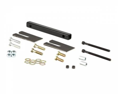 Drivetrain - Carrier Bearing Drop Kits - Belltech Suspension - 4988 | Dodge Drive line Correction Kit | 4 Inch Rear Kit