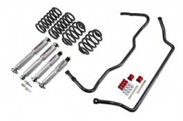 Suspension Components - Accessories - Belltech Suspension - 1728 | GM  Muscle Car Performance Kit - 1.5 F / 1.5 R
