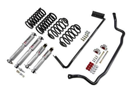 Suspension Components - Accessories - Belltech Suspension - 1729 | Buick Muscle Car Performance Kit 0.0 F / 0.0 R