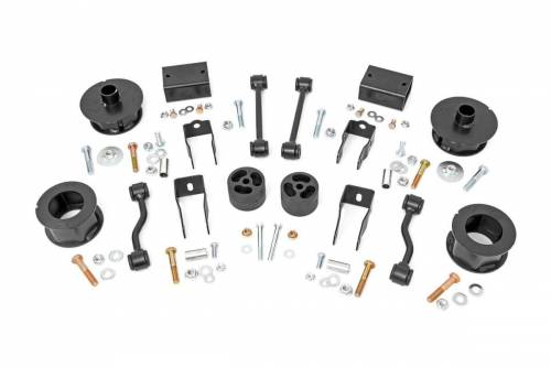 Jeep - JL Wrangler - Rough Country Suspension - 67700 | 2.5 Inch Jeep Suspension Lift Kit