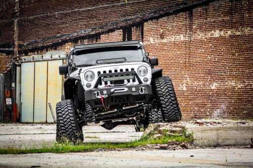 682s 4 Inch Jeep Suspension Lift Kit