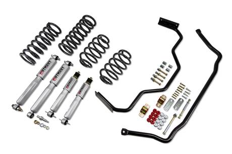 Suspension Components - Accessories - Belltech Suspension - 1731 | Oldsmobile Muscle Car Performance Kit - 1.0 F / 1.0 R