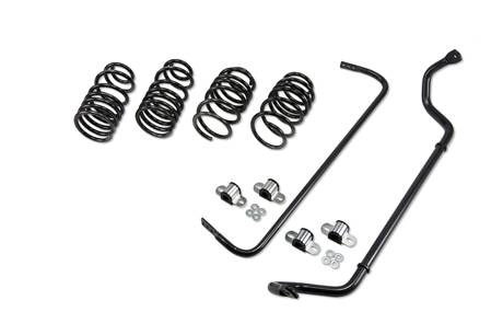 Suspension Components - Accessories - Belltech Suspension - 1740 | Ford Muscle Car Performance Kit - 1.0 F / 1.0 R