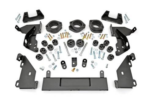 Spotlight Products - Daily Deals - Rough Country Suspension - 213 | 3.25 Inch GM Combo Lift Kit