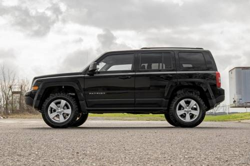 Lifted Jeep Patriot >> Replacement Parts Rough Country 2 Lift Kit Compatible W