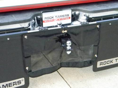 Rock Tamers - RT210 | Mud Flap System, Mesh Insert 29.5 Inch