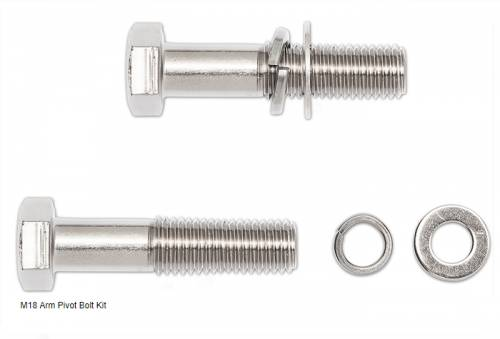 Rock Tamers - RT051 | M18 Arm Pivot Bolt Kit