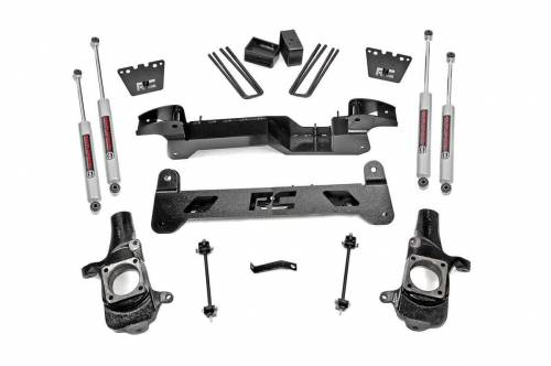 Spotlight Products - Daily Deals - Rough Country Suspension - 220N3 | 6 Inch GM Suspension Lift Kit