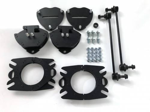 Traxda - 202040 | 2 Inch Honda Leveling Kit -2.0 F / 2.0 R