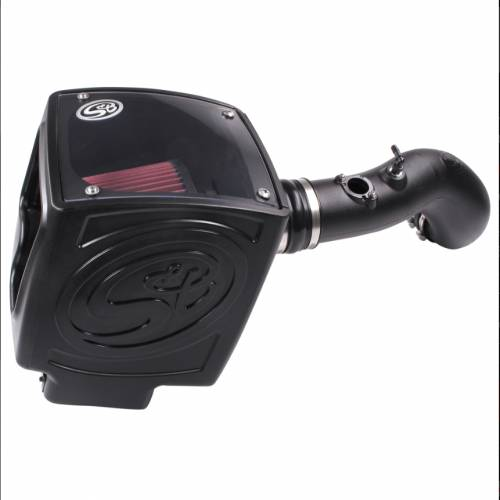 S&B Filters - 75-5061 | Cold Air Intake (Cotton Filter)