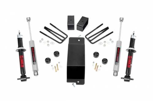 Spotlight Products - Daily Deals - Rough Country Suspension - 269.23 | 3.5 Inch GM Suspension Lift Kit with Struts