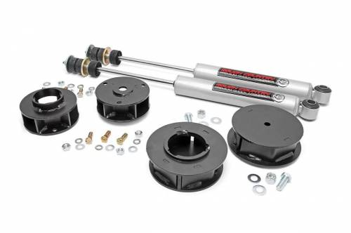 Suspension - Suspension Lift Kits - Rough Country Suspension - 76630 | 3 Inch Toyota Suspension Lift Kit