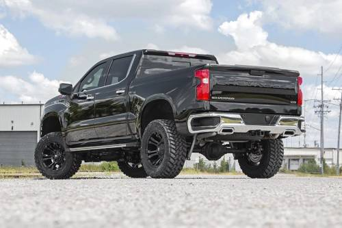 6 Inch Lift Kit For Chevy 1500 4wd >> 21730   6 Inch Chevrolet Suspension Lift Kit