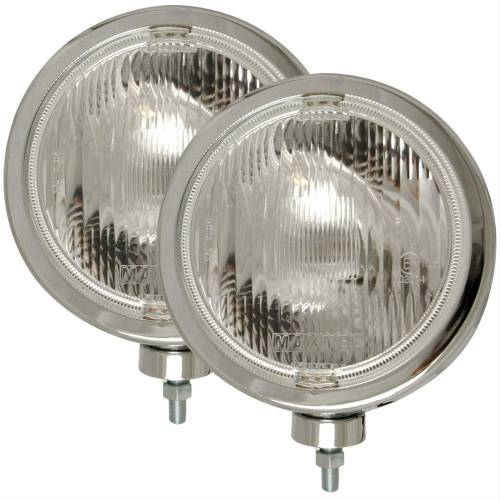 Lighting - Driving & Running Lights - Anzo USA - 821004 | Slimline 8 Inch Off Road Lights