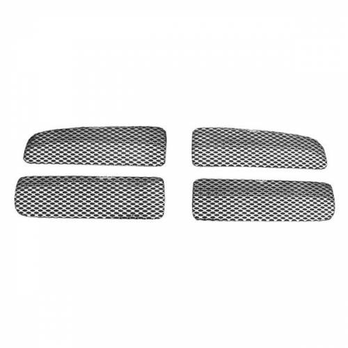 Street Scene Equipment - 950-77507 | Dodge Main Grille | Satin