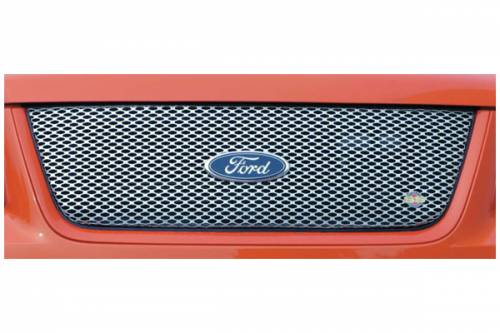 Street Scene Equipment - 950-77712 | Ford Main Grille | Satin