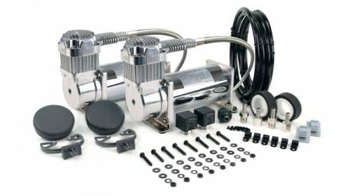 Parts & Pieces - Air Compressors - Air Lift Performance - 23380 | Viar 380C Dual Chrome Compressors |  200 Psi