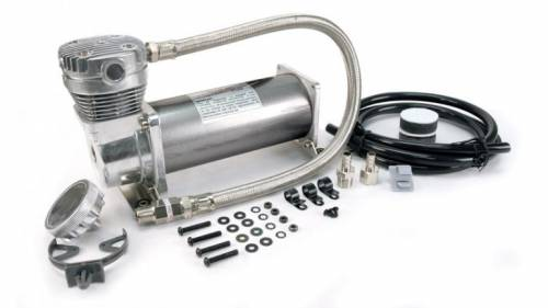 Parts & Pieces - Air Compressors - Air Lift Performance - 16480 | Viar 480C Chrome Compressors |  200 Psi