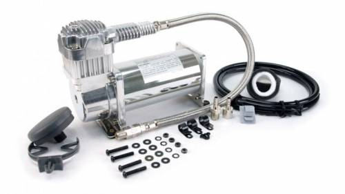 Parts & Pieces - Air Compressors - Air Lift Performance - 16380 | Viar 380C Chrome Compressors |  200 Psi