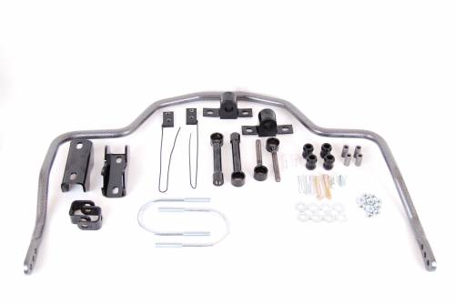 Suspension - Suspension Components - Hellwig Products - 7743 | Ford Heavy Duty Rear Sway Bar | 0-2 Inch Lift