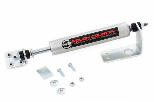 Rough Country Suspension - 8734330 | Ford N3 Steering Stabilizer (97-03 F-150 4WD) - Image 2