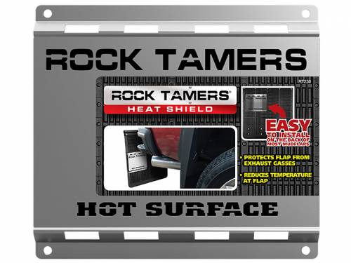 Rock Tamers - RT230 | Rock Tamers Heat Shield