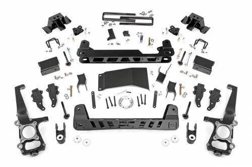 Rough Country Suspension - 51930 | 4.5 Inch Ford Raptor Lift Kit