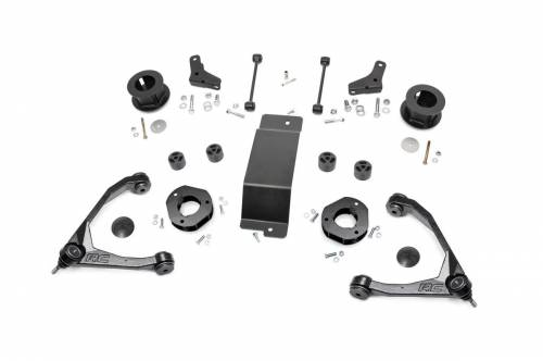 Spotlight Products - Daily Deals - Rough Country Suspension - 19330 | 3.5 Inch GM Suspension Lift Kit