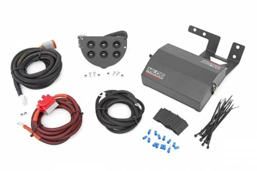 Interior - Switches & Housings - Rough Country Suspension - 70954 | Jeep Multiple Light Controller