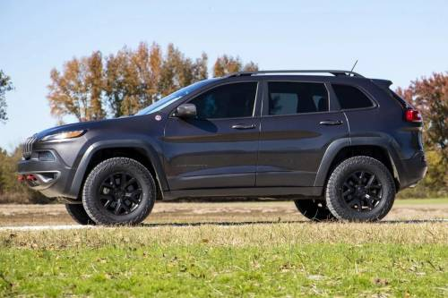 Rough Country Suspension - 60400 | 2 Inch Jeep Suspension Lift Kit - Image 3