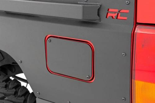 Rough Country Suspension - 10581 | Jeep Front & Rear Upper & Lower Quarter Panel Armor - Image 4