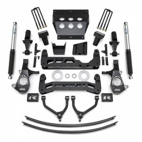 ReadyLIFT Suspensions - 44-3490 | GM 9 Inch Suspension Lift Kit