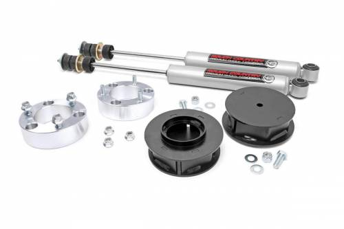 Suspension - Suspension Lift Kits - Rough Country Suspension - 76530A | 3 Inch Toyota Suspension Lift Kit