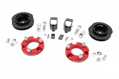 Suspension - Suspension Lift Kits - Rough Country Suspension - 767RED | 2 Inch Toyota Suspension Lift Kit