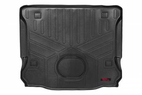 Interior - Floor Mats & Cargo Liners - Rough Country Suspension - M-6155 | Heavy Duty Cargo Liner