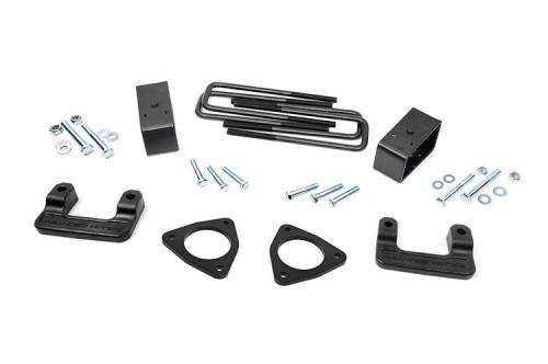Suspension - Suspension Lift Kits - Rough Country Suspension - 1305 | 2.5 Inch GM Leveling Leveling Kit
