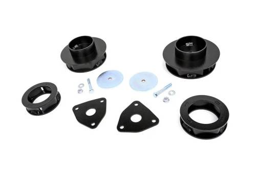 Suspension - Suspension Lift Kits - Rough Country Suspension - 358 | 2.5 Inch Dodge Suspension Lift Kit