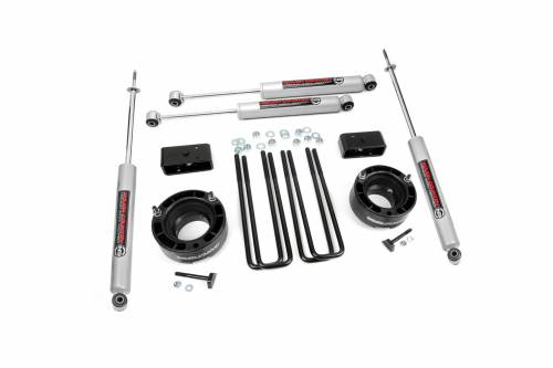 Suspension - Suspension Lift Kits - Rough Country Suspension - 362.20 | 2.5 Inch Dodge Leveling Lift Kit
