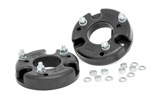 Rough Country Suspension - 52200 | 2 Inch Ford Front Leveling Kit