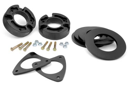 Suspension - Suspension Lift Kits - Rough Country Suspension - 585 | 2.5 Inch Ford Lift Kit