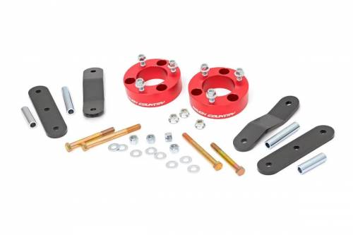Suspension - Suspension Lift Kits - Rough Country Suspension - 867RED | 2.5 Inch Nissan Suspension Lift Kit